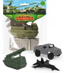 Игровой набор Биплант Воздушная оборона 12036