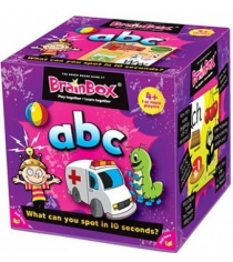 Игра сундучок знаний BrainBOX авс 90020