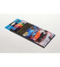 Набор карандашей для творчества Lamborghini 12шт Design Masters 7003...