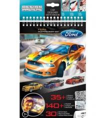 Блокнот Design Masters Блокнот Ford Mustang 7112