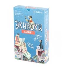 Игра Экивоки Экивоки в дорогу артикул 21290