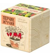 Набор для выращивания Эйфорд Экокуб Перчик жгучий ECB-01-12