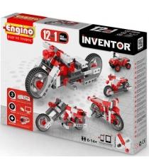 Конструктор inventor Engino мотоциклы 12 моделей артикул PB 32