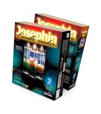 Набор Фантазер гелевые свечи с ракушками №4 274014