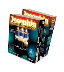 Набор Фантазер гелевые свечи с ракушками №5 274015
