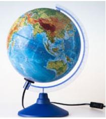 Детский глобус Globen Земли физико-политический с подсветкой 250