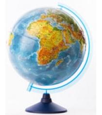 Детский глобус Globen Земли физический рельефный 320