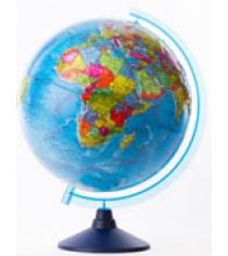 Детский глобус Globen Земли политический рельефный 320
