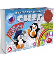 Набор для опытов Good Fun Искусственный снег Большой набор GF008