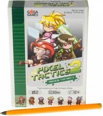 Настольная игра Gaga Games Пиксель Тактикс 2 GG037