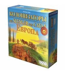 Hobby World Колонизаторы Европа 1134