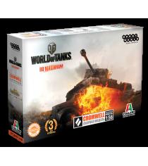 3D Пазл Hobby World world of tanks cromwell масштукабная модель 1:56 1628
