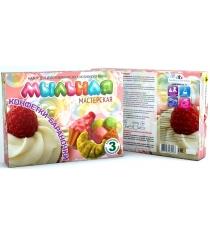 Набор для мыловарения Инновации для детей мыльная мастерская конфетки бараночки 745