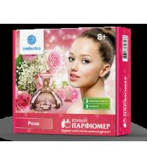 Набор юный парфюмер Intellectico мини Роза 716
