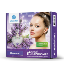 Набор юный парфюмер Intellectico мини Лаванда 718