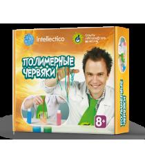 Набор для опытов Intellectico Полимерные червяки 853