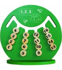 Логическая игра Краснокамская игрушка интеллект ЛИ-14