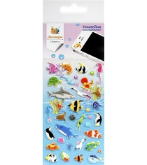 Набор наклеек Липляндия Подводный мир 4943