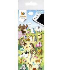 Набор наклеек Липляндия Животные кошки и собаки 4974
