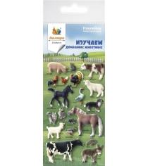 Набор наклеек Липляндия Домашние животные 9726