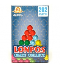Игра головоломка Lonpos crazy collect lonpos202