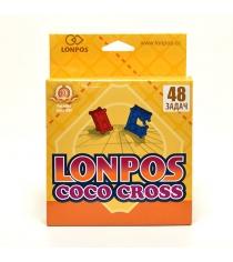 Игра головоломка Lonpos coco cross 48 lonpos48