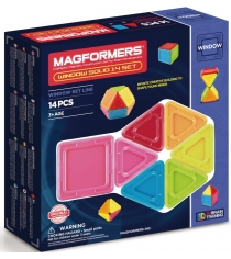 Magformers Window Solid 714005-14