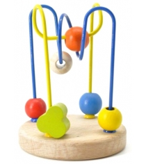 Деревянная развивающая игрушка МДИ Лабиринт № 4 Д192
