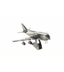 Металлический конструктор MetalWorks коммерческий реактивный самолет артикул MMS...