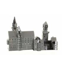 Металлический конструктор MetalWorks Замок Нойшванштайн артикул MMS018