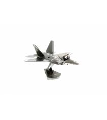 Металлический конструктор MetalWorks самолет f22 раптор артикул MMS050...