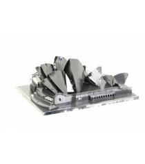 Металлический конструктор MetalWorks сиднейский оперный театр артикул MMS053