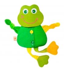 Мягкая развивающая игрушка Мякиши грелка доктор мякиш лягушка артикул 228