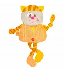 Мягкая развивающая игрушка Мякиши грелка доктор мякиш кот артикул 232