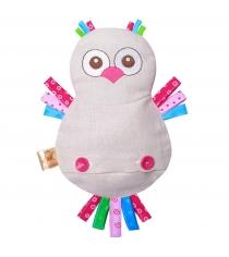 Мягкая развивающая игрушка Мякиши грелка доктор мякиш сова артикул 241