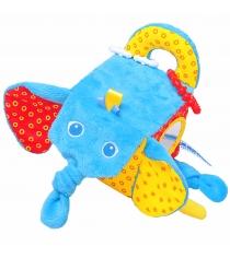 Игрушка Мякиши Кубик Слон 306