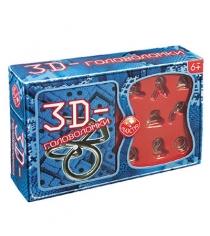 Игровой набор Новый формат 3D головоломки 10508