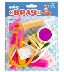 Игровой набор Пластмастер Врач 22219
