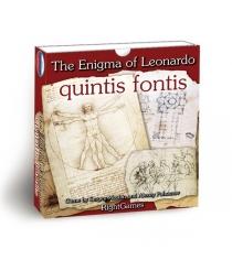 Стратегическая карточная игра Правильные игры загадка леонардо quintis fontis пятый ключ артикул 10-01-02