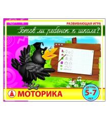 Настольная игра Радуга моторика С-929