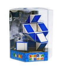 Кубик рубика Рубикс змейка большая 24 элемента КР5002