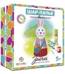 Набор для творчества Шар Папье Зайчик В01591