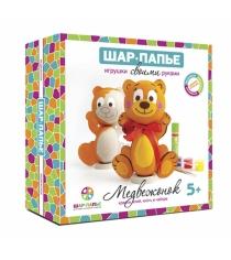 Набор для творчества Шар Папье Медвежонок В01671