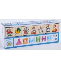 Детское домино Томик Репка 5555-6