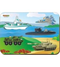 Рамка-вкладыш Woodland Военная техника 11401