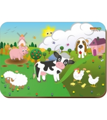 Рамка-вкладыш Woodland Уличные домашние животные 11502