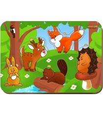 Рамка-вкладыш Woodland Лесные животные 11504