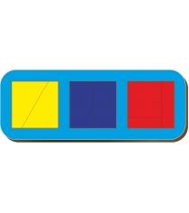 Рамка-вкладыш Woodland Сложи квадрат 64102
