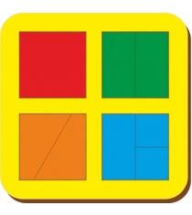 Рамка-вкладыш Woodland Сложи квадрат 64201