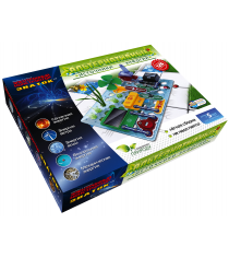 Электромеханический конструктор Знаток 70096 Альтернативные источники энергии 70096